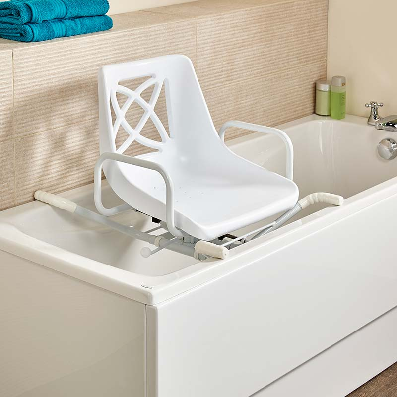 Saturn Swivelling Bath Chair - Living made easy