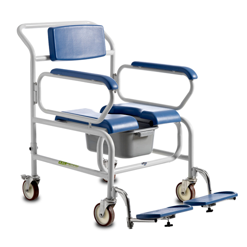 Bariatric Shower Commode Chair