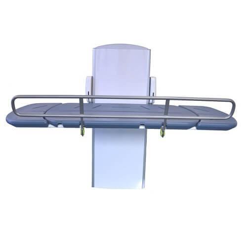 CTX Ergonomic Wall Mounted Shower and Changing Table 1