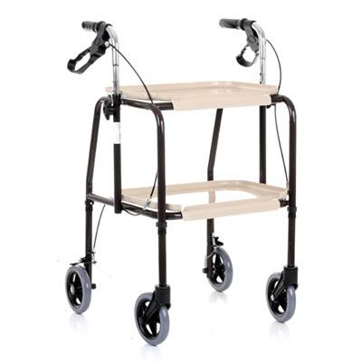Deluxe Height Adjustable Trolley 1