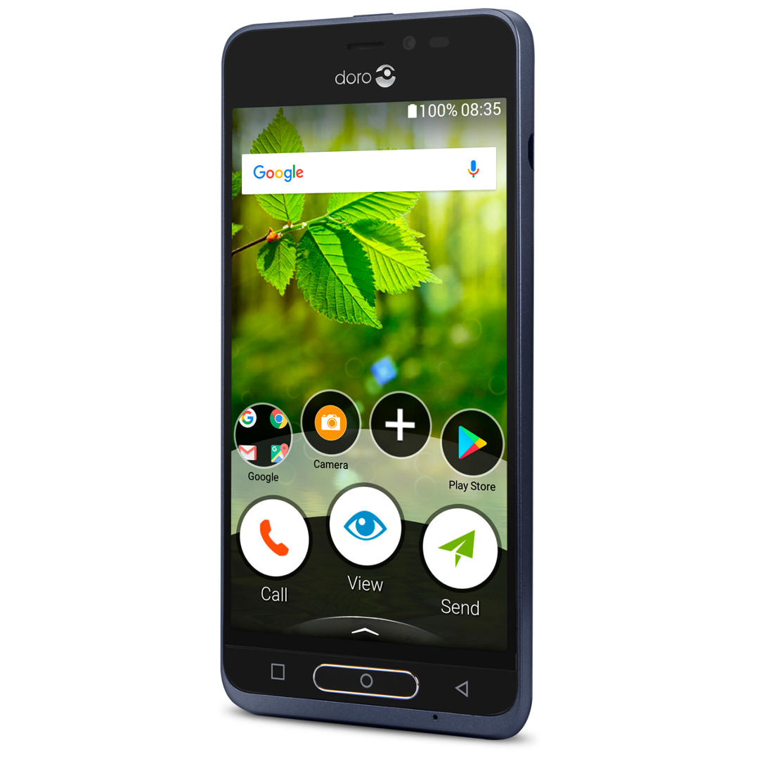 Doro 8035 Smartphone - Living made easy