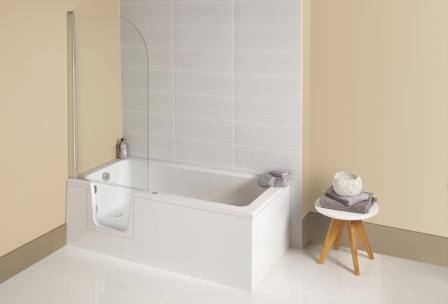 Lenis Easy Access Bath