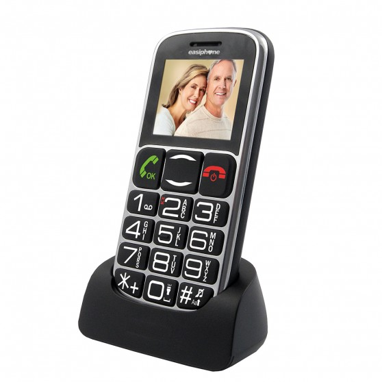 Big Button Mobile Phone 1