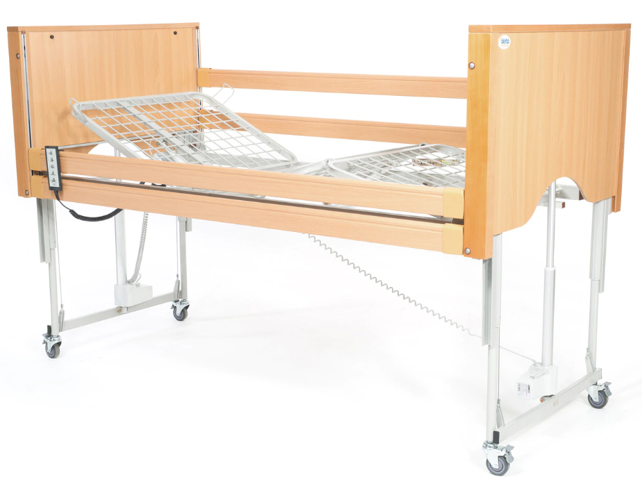 Encore Classic Low Bariatric Electric Profiling Bed