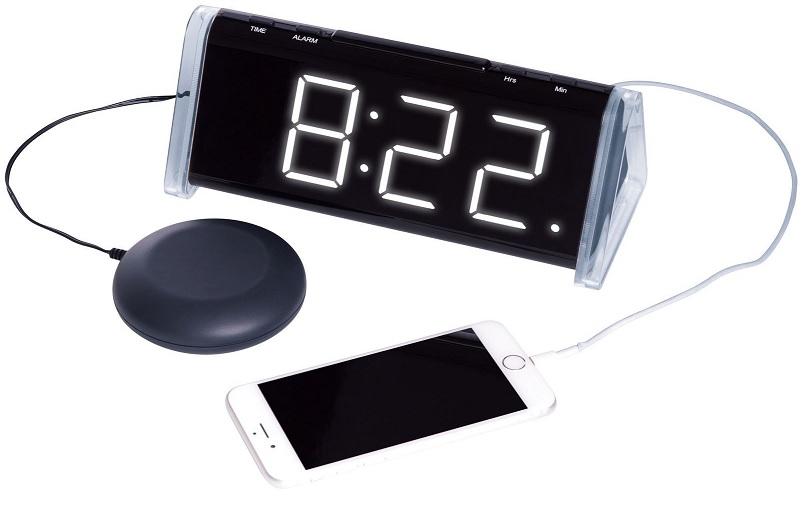 Shake 'n' Wake Extra Loud Alarm Clock 1