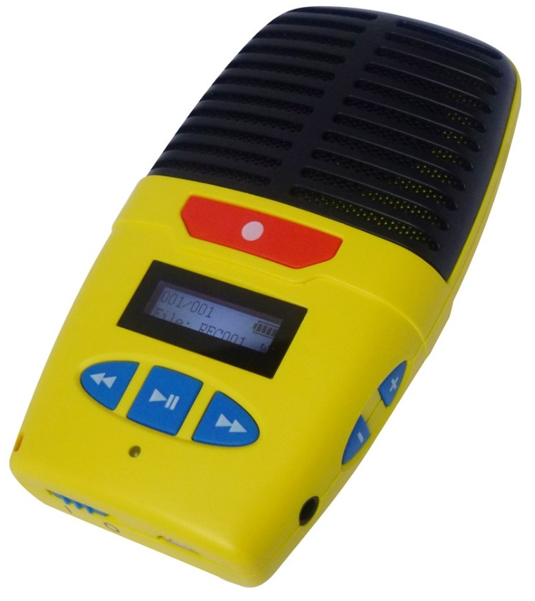 Micro-speak Digital Voice Recorder