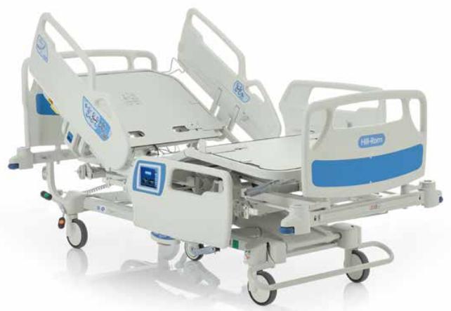 900 Accella Bariatric Profiling Bed 1