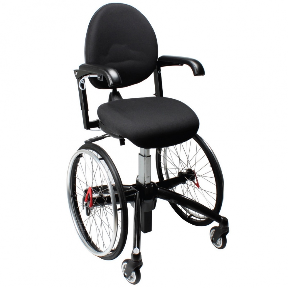 Vela Twist 100ef Chair Wheelchair Living Made Easy
