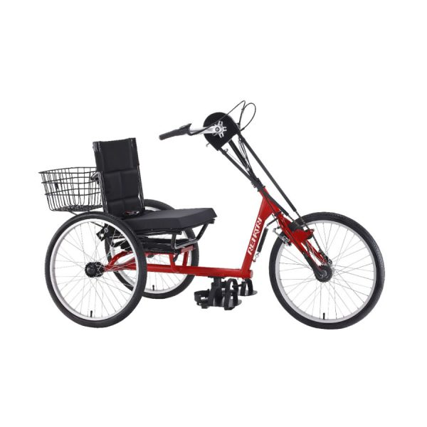 Rehatri Upright Hand Tricycle