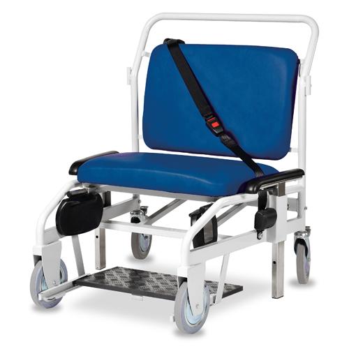 Bariatric Rear Steer Portering Chair