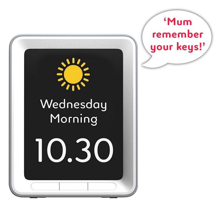 Reminder Day Clock 1