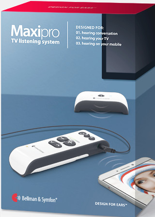 Bellman Maxi Pro & TV streamer system