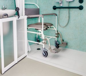 Ossian Low Level Access Shower Tray 3