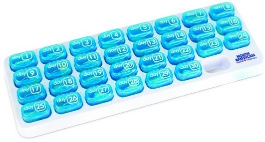 31 Day Pill Organiser 1