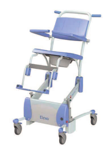 Elexo Shower-Toilet Chair