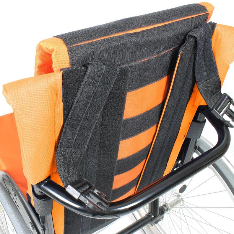 Backpack with Hook & Loop 1