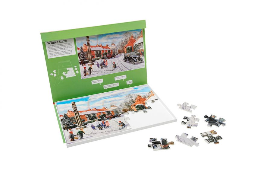 35 Piece Jigsaw Puzzle 1