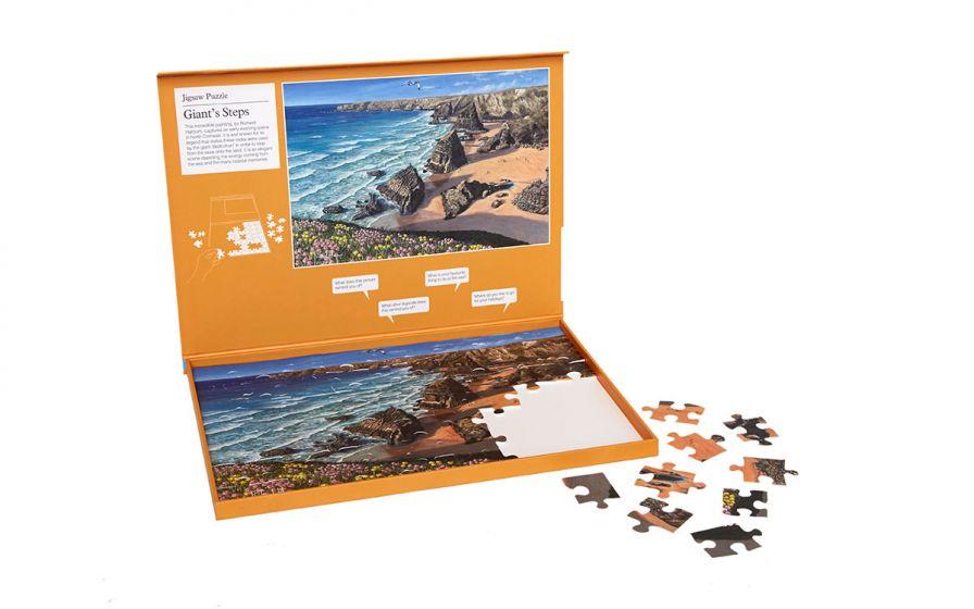 63 Piece Jigsaw Puzzle 1