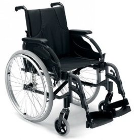 Action 3ng User Propelled Wheelchair 1