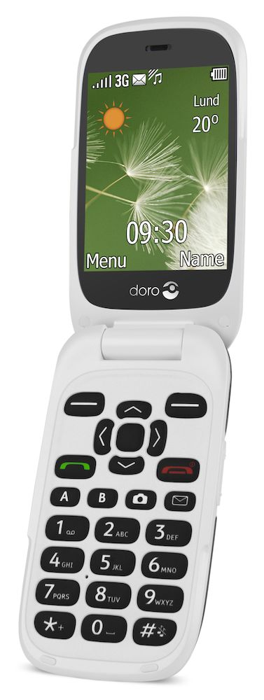 Doro 6520 Easy To Use Mobile Phone 1
