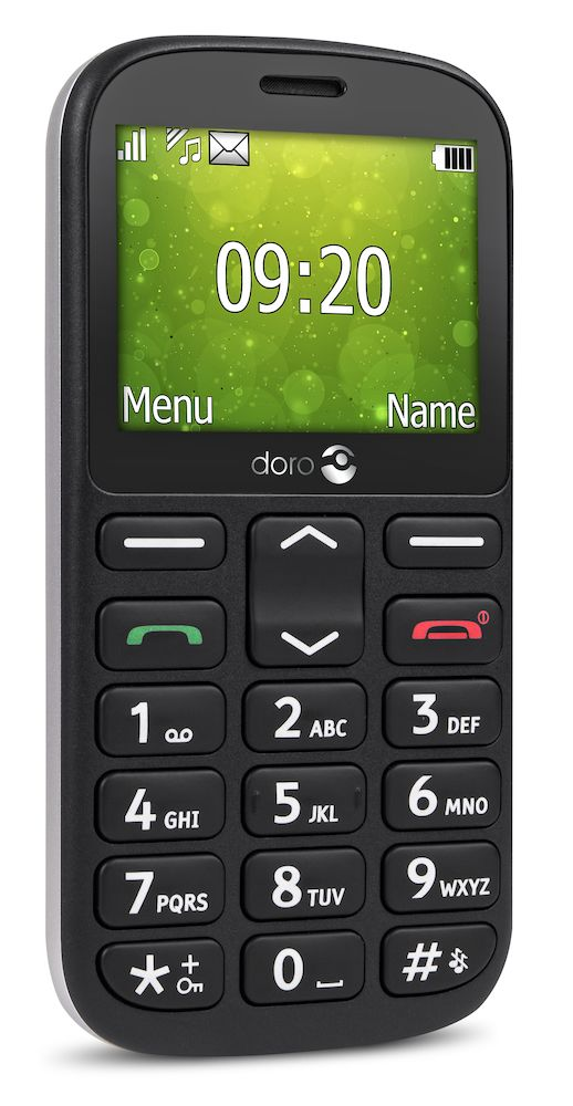 Doro 1360 Easy To Use Mobile Phone 1