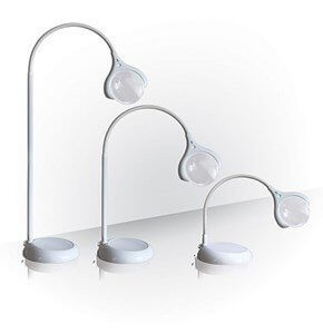 Magnificent Floor And Table Led Lamp