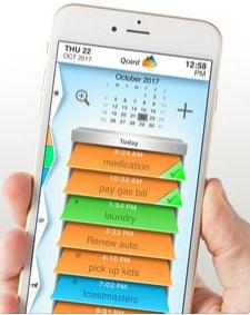 Qcard Reminder App 1