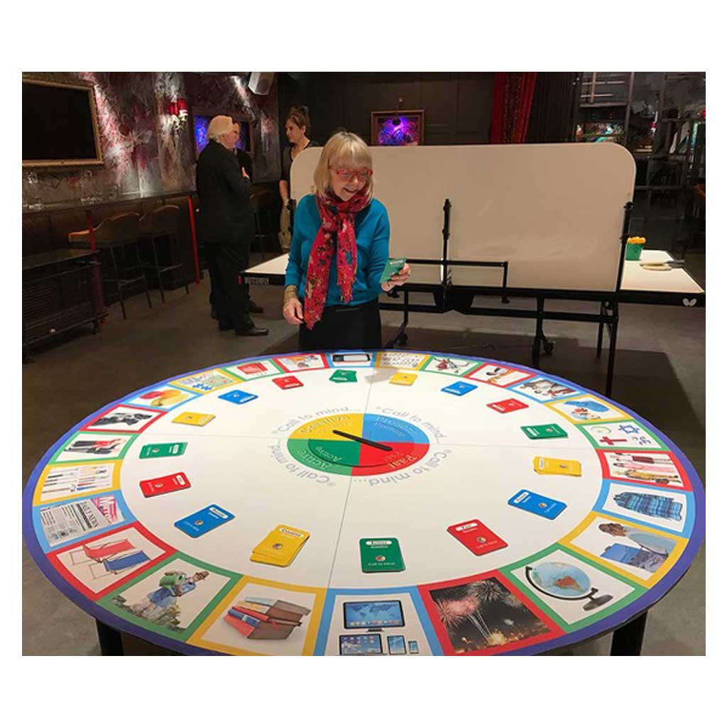 2 In 1 Table Tennis And Dementia Game 2