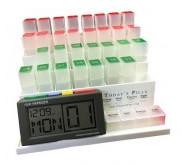 Medcente Daily Tablet Storage Organiser 2
