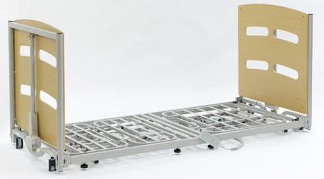 Apollo Super Low Single Panel Nursing Bed 1