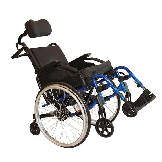 Action 3ng Mid Wheel Propulsion Wheelchair 1