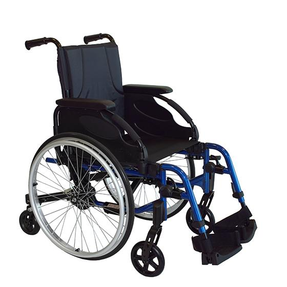 Action 3ng Mid Wheel Propulsion Wheelchair 2