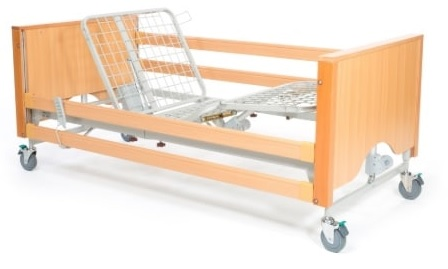 Latest product - Alerta Encore Standard Single Profiling Bed