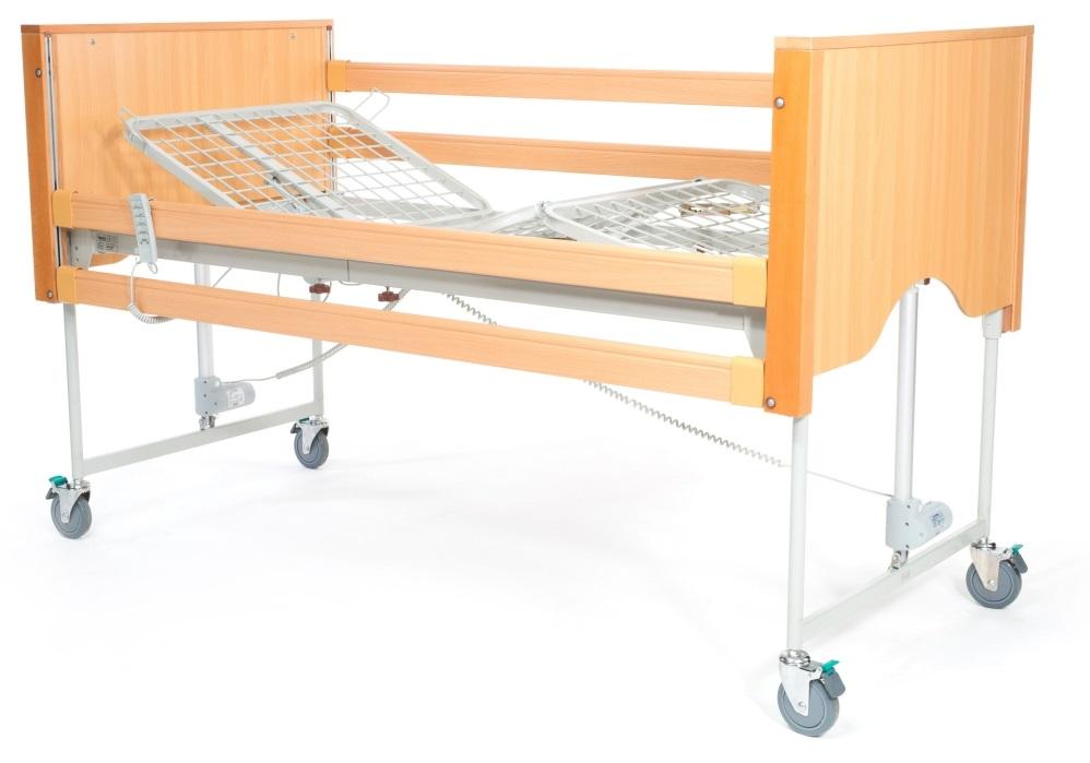 Alerta Encore Standard Single Profiling Bed 1