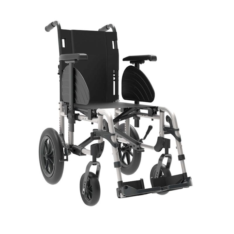 Icon 30 Lightweight Aluminium Attendant Propelled Wheelchair