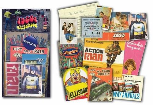 1950s Household Reminiscence Replica Packs 1