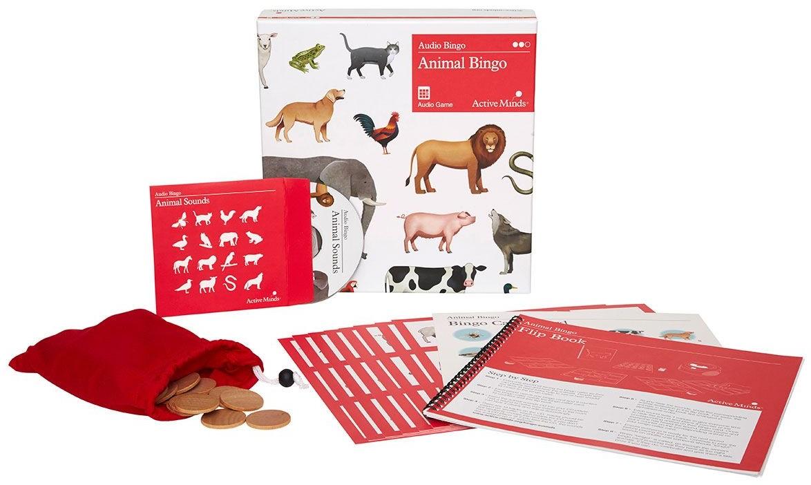 Animal Bingo Group Games 1