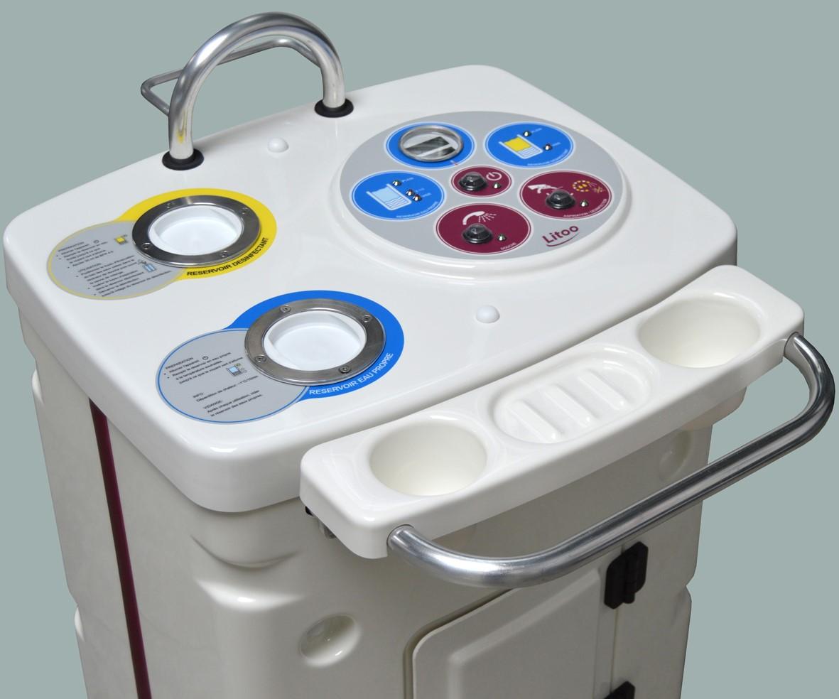 Litoo Mobile Shower System 2