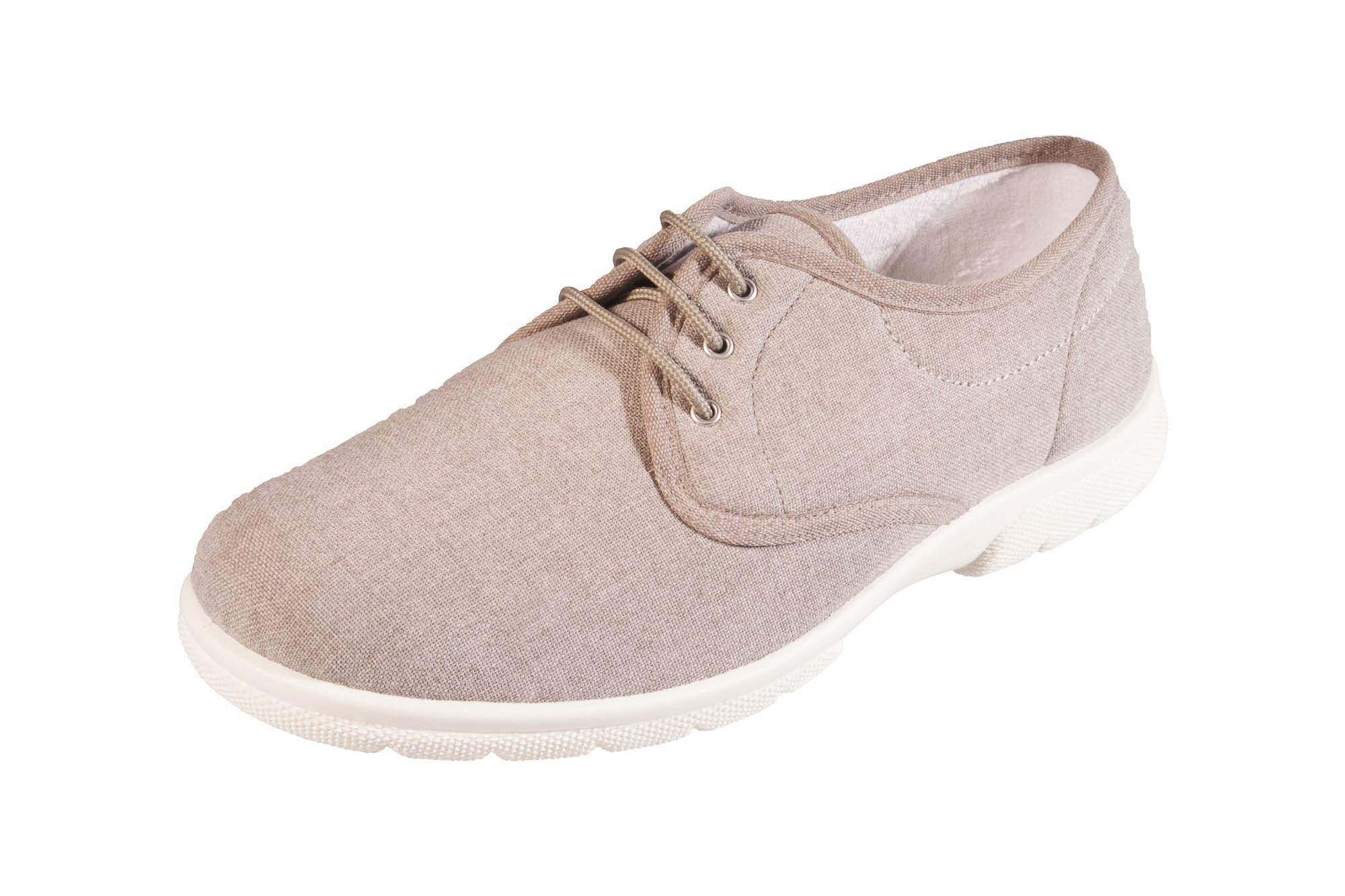 Latest product - Troon Canvas Shoes