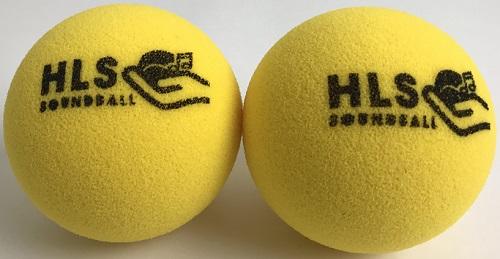 Blind Tennis Balls 1