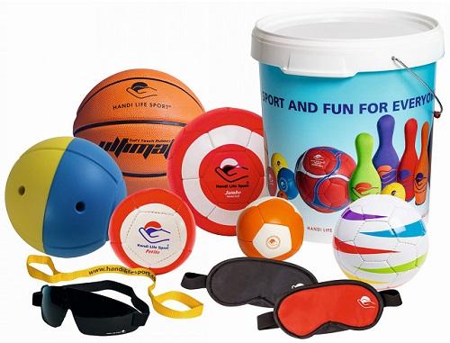 Blind Sports Activity Kit 1