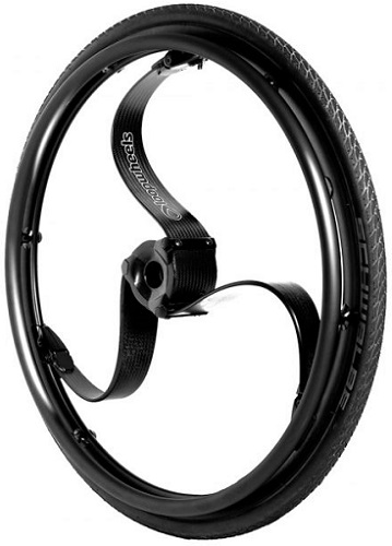 Latest product - Loopwheels Urban Suspension Wheels For Wheelchairs