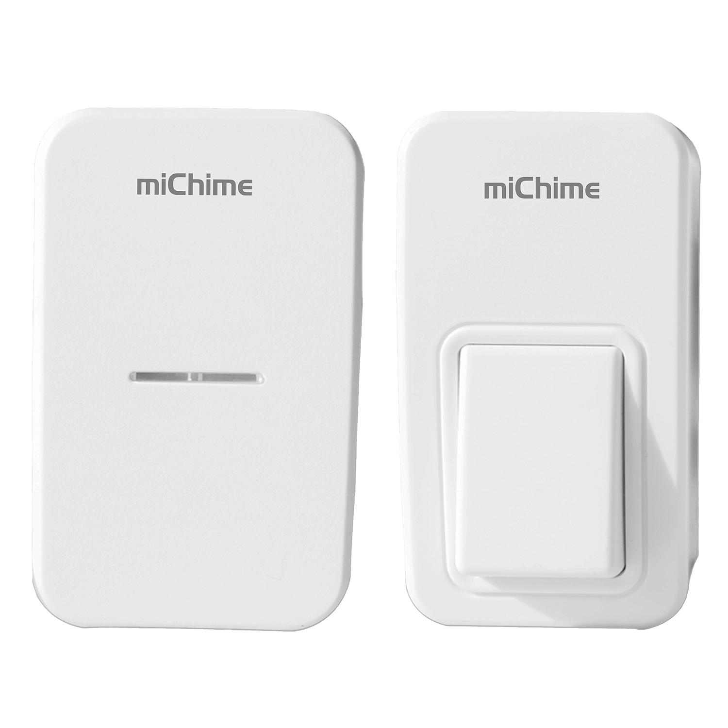 ERA miChime Batteryless Wireless Doorbell Chime and Kinetic Bell Push 1