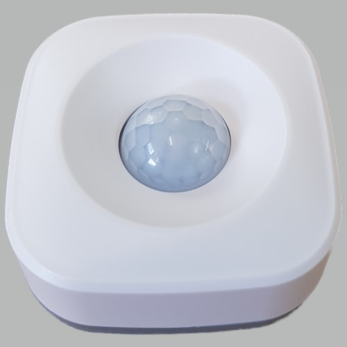 Wi-Fi Connected Movement Sensor With Monitoring App