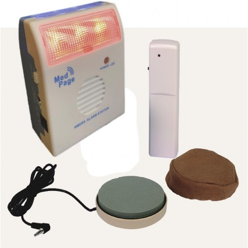 Latest product - Call Button Switch With Portable Alarm Station