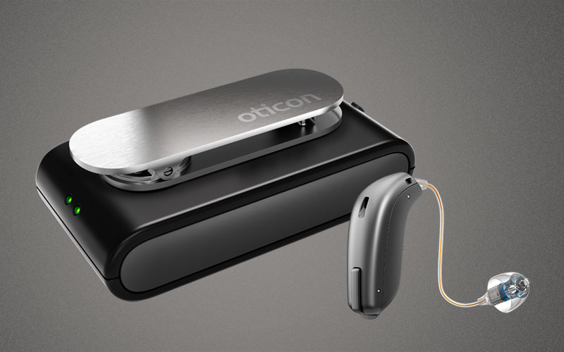 Oticon ConnectClip Bluetooth Link And Wireless Microphone