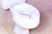 Image of Melton Raised Toilet Seat