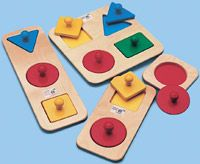 Inset Shape Boards
