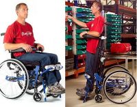 stand up manual wheelchair