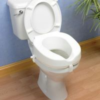 Image of Taunton Raised Toilet Seat